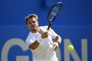 Stanislas Wawrinka and Milos Raonic stunned at Queen's Club...