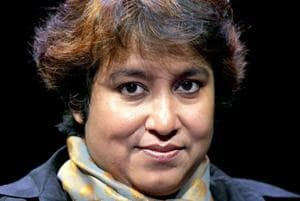 India extends exiled author Taslima Nasreen's visa for 1 year
