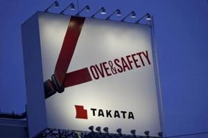 Airbag maker Takata plummets on bankruptcy fears, lose 20% in two days
