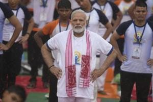 Yoga has connected the world with India: PM Modi on International Yoga...