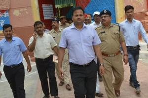 Jail tour to deter officers from graft: Farrukhabad district...