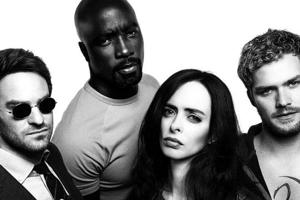The Defenders: Jessica, Luke, Matt and Danny come together for a...