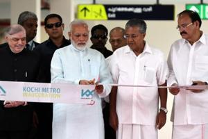 Kochi metro: Why should heads of state inaugurate municipal projects?
