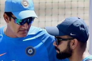 'Anil Kumble - Virat Kohli communication had stopped six months ago'