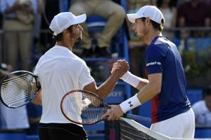 Andy Murray stunned by Jordan Thompson as seeds fall at Queen's Club