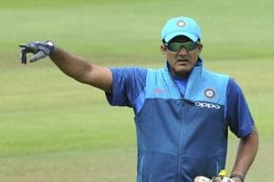 Hope Anil Kumble continues association with Indian cricket: Acting...