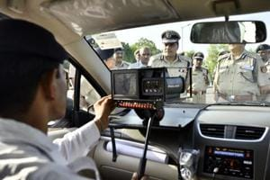 Delhi Police smart vans can now capture number plates of vehicles...