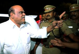 Police knew about Karnan's hiding place for 3 days before arresting...