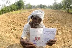 In a UP village, after the loan-waiver, preparing for the next loan