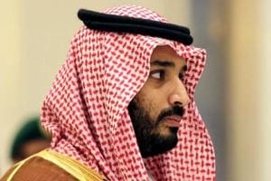 Saudi king upends royal succession, names son Mohammed bin Salman as...