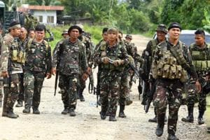 Philippine rebels free hostages from school, military says