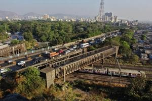Delayed by 10 years, Mumbai commuters file online petition for...