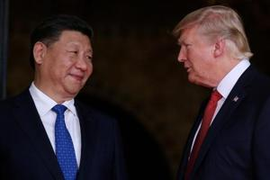 After Trump tweet, China says it works nonstop to ease tensions with...