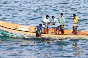 Sri Lankan Navy arrests 21 fishermen from Tamil Nadu, Puducherry