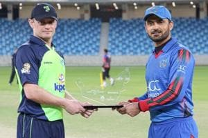 Ireland and Afghanistan became the latest countries to achieve ICCTest status.