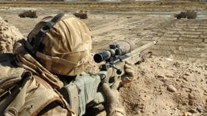 Canadian sniper shatters world record, kills IS militant from 3,540...