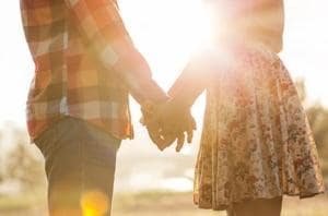 Do you hold your partner's hand? It can ease their pain, finds study