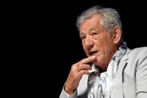 Actor Ian McKellen is working on a short film project for LGBT stories