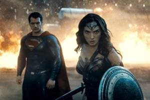 Wonder Woman Vs Superman: Gal Gadot, Henry Cavill received the same...