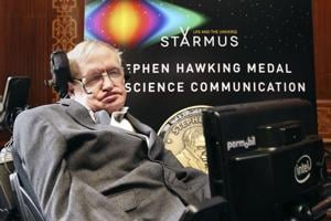'Humans need to leave Earth': Stephen Hawking urges sending astronauts...