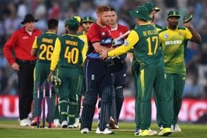 Jonny Bairstow seals England rout of South Africa in 1st T20I