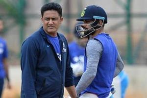 India vs West Indies: Virat Kohli hints Anil Kumble broke dressing...