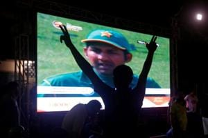 Those celebrating Pakistan's win should go there, says minorities...