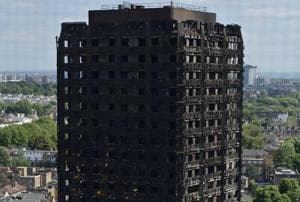 Grenfell Tower like combustible cladding found in 600 residential...
