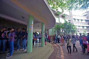 Mumbai college recalls 438 students after securing OC for its building...