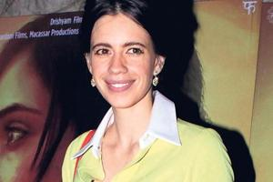 I live in a noisy neighbourhood, says Kalki Koechlin