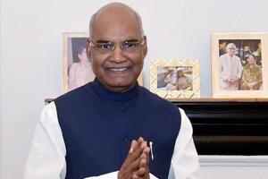 NDA presidential nominee Kovind meets Vajpayee to seek his blessings