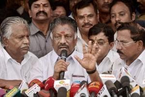 Presidential poll: AIADMK's Pannerselvam faction extends support to...