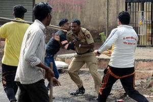Maharashtra farmers' protest: Police confirm violence was pre-planned,...