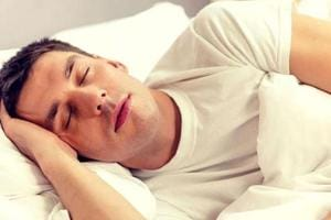 Trying to quit snacking on junk food? Getting a good night's sleep may...