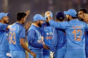 India vs West Indies 2017, live cricket score, 1st ODI, Port of Spain:...