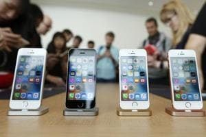 First 'assembled-in-India' Apple iPhone SE devices go on sale in...