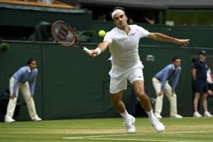 Roger Federer into 15th Halle Open quarter-final