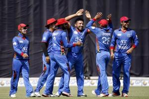 Afghanistan celebrates 'big dream' coming true after Test status