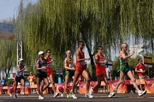 Indian athletics body's delay set to cost 50km walkers London worlds...