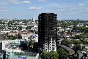 London fire: Deadly Grenfell Tower blaze began in Hotpoint fridge...