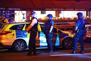 UK police charge man with terrorism-related murder over van attack by...