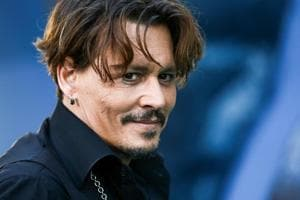 Maybe it's time: Johnny Depp jokes about Trump assassination