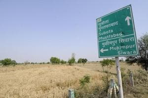Noida: Technical issues hold up site clearance for Jewar airport