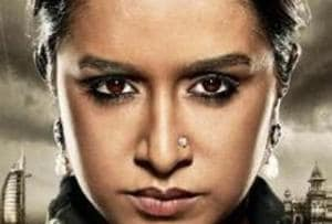 How Shraddha Kapoor  prepared for playing a mom in Haseena