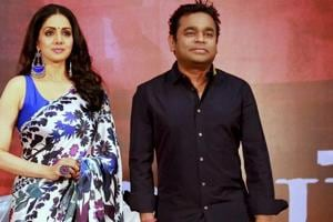 Dream realised by working with Rahman: Sridevi