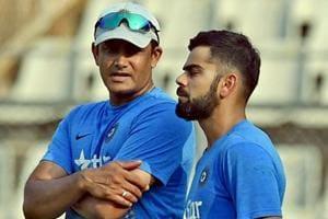 Anil Kumble-Virat Kohli spat: Kuldeep, Karun selections were...