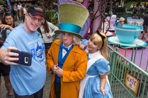 Love for Disney: California man visits theme park 2,000 days in a row