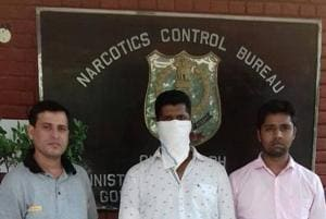 Chandigarh narcotics bureau arrest Mumbai resident with 1kg charas...