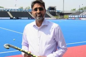 Shahbaz Ahmed is the only hockey player to win two consecutive Player of the tournament awards, in the 1990 World Cup in Lahore and at the 1994 World Cup in Sydney.