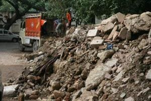2-year-old injured after wall collapses near Tansa pipeline in Mumbai